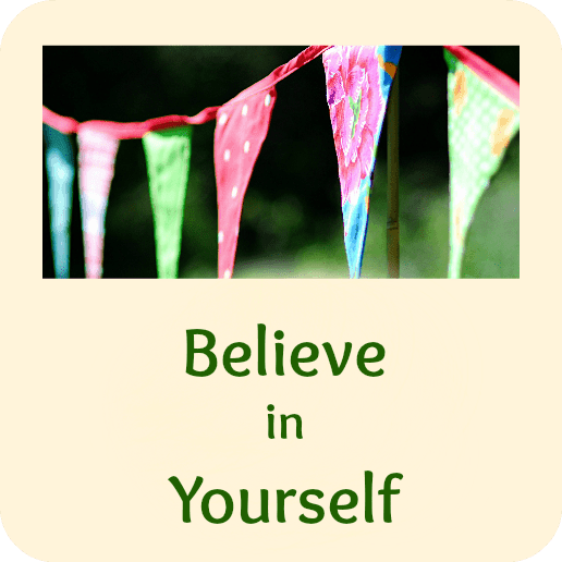 Believe in Yourself|Lizzie Carver